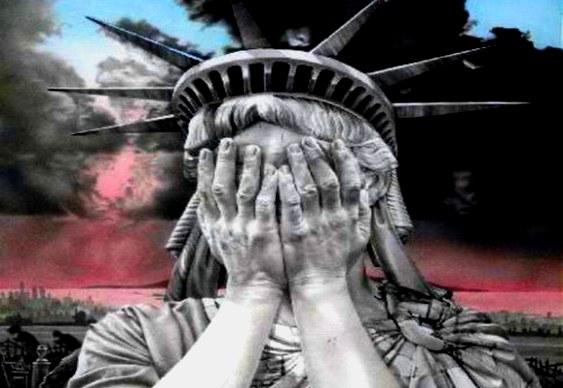 Declínio dos Estados Unidos