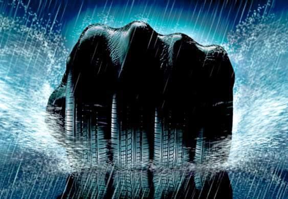 Rugas em dedos molhados