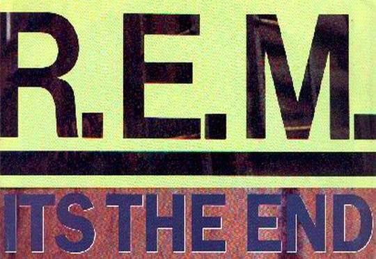 Grupo de rock REM acabou