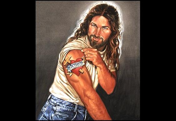 Tatuagem - Jesus Cristo