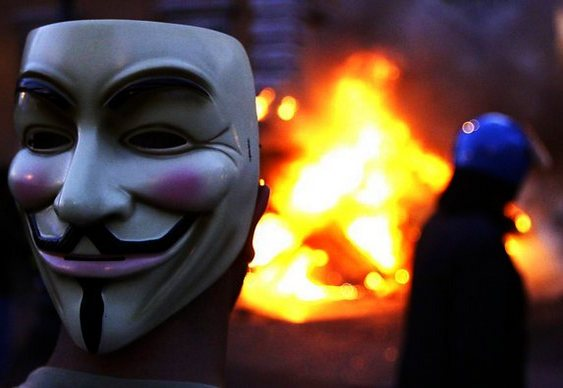 Anonymous - Occupy Wall Street