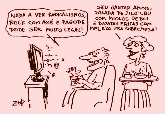Rock in Rio - música brega