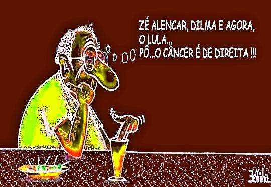 Bessinha - Câncer é de direita