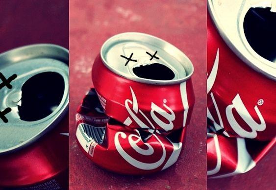 Coca-Cola - perigo para a saúde