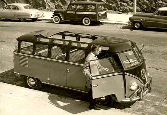 Raridade - Kombi Volkswagen