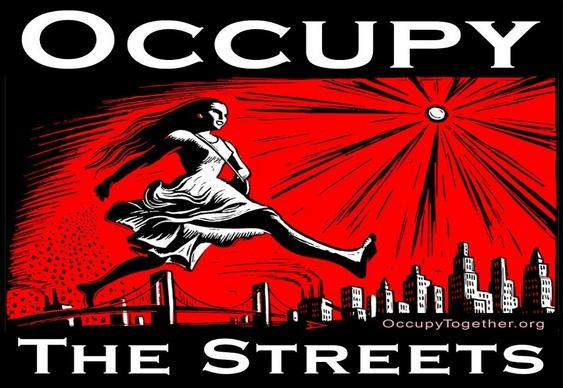 Protestos contra crise econômica