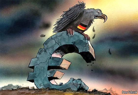 Crise do Euro na Europa