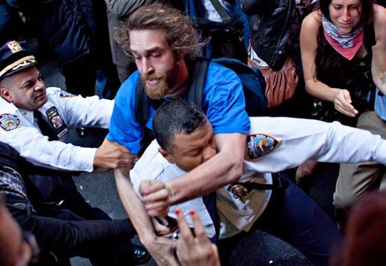 Occupy Wall Street - Jesus