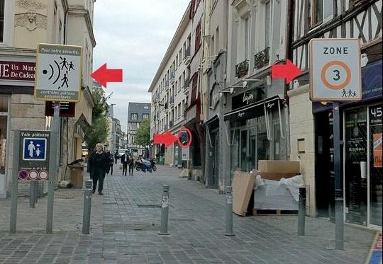 Rouen, cidade da França