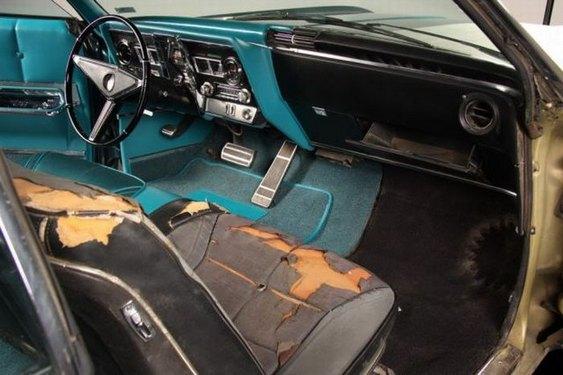 Restauração de carros velhos