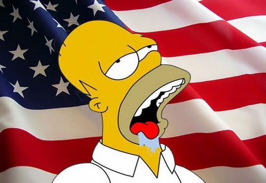 Cidadão Homer Simpson