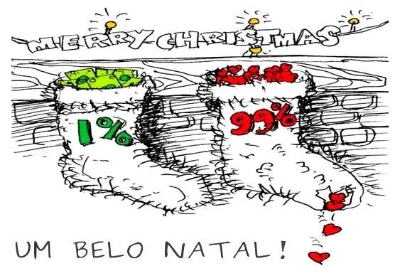 Mensagem: Um Belo Natal!
