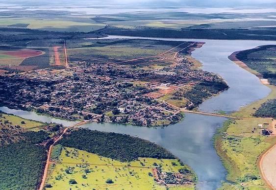 Reservas de gás em Minas Gerais