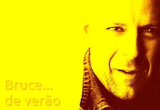 Astro de Hollywood Bruce Willis