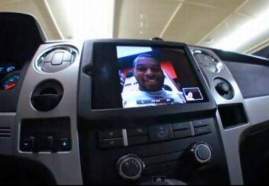 Automóveis conectados à Net
