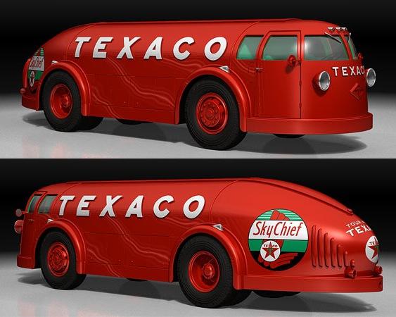 Veículo de transporte de combustíveis