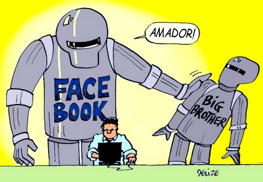 Charge - Facebook vs Big Brother