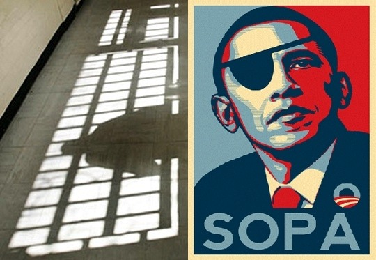 Obama - Pirata