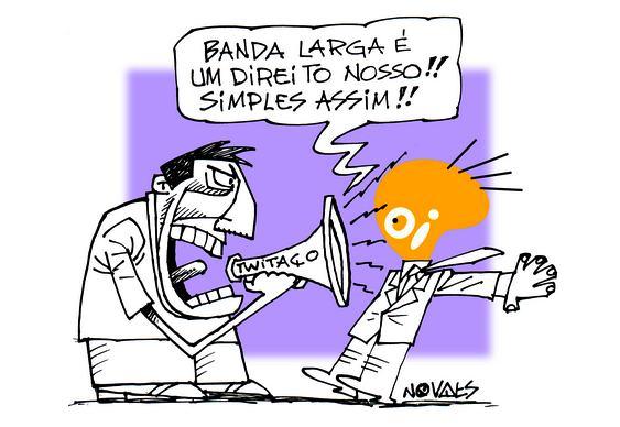 Campanha Banda Larga É Um Direito Seu!