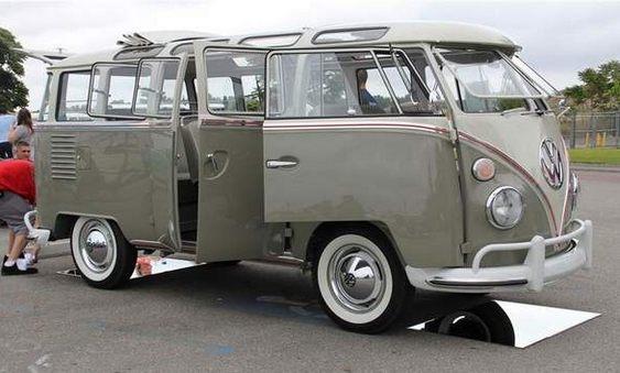 Kombi Volkswagen Luxo