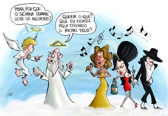 Charge - Música Celestial