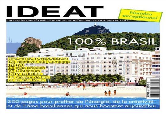 Revista IDEAT - 100% Brasil