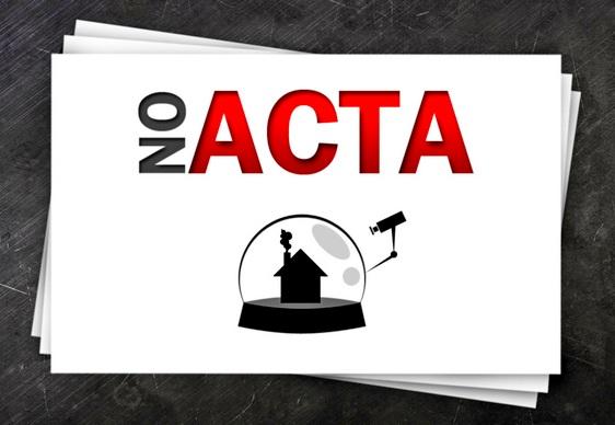 Protestos contra o ACTA na Europa e EUA