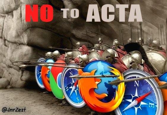 Derrotar o ACTA