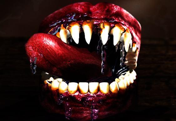 Rafinha Bastos - mordendo a língua