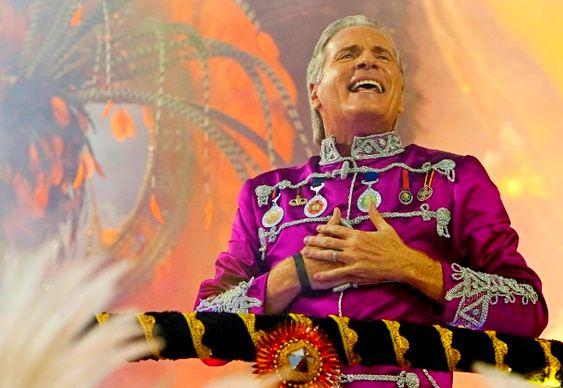 Publicitário - Desfile Escola Samba