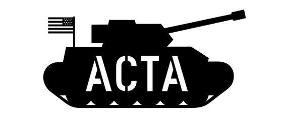 Quem patrocina o ACTA