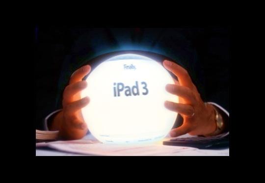 Tablet iPad3