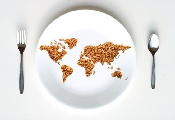 Ação contra a fome na África