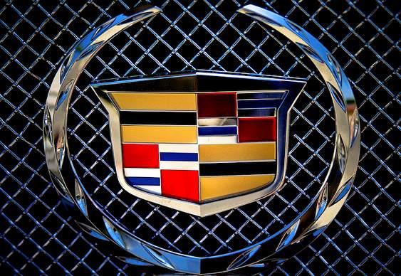 Símbolo da Cadillac