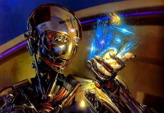 Homem cibernético
