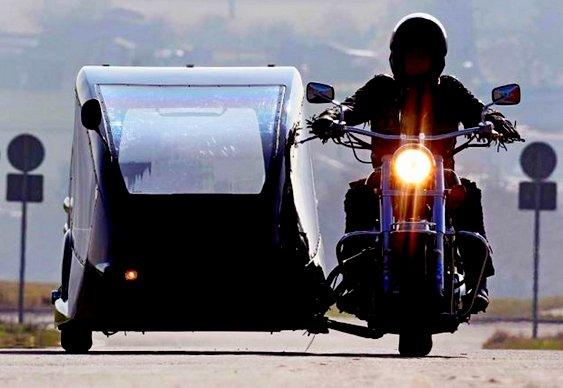 Moto funerária
