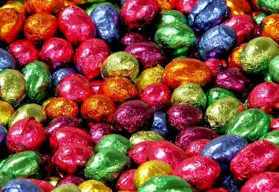 Ovos de Páscoa - tradição