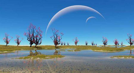 Planetas parecidos com a Terra