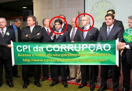 CPI da Corrupção para Demóstenes