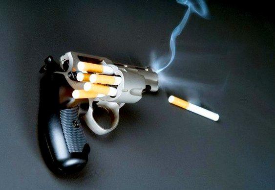 Fumantes perseguidos no trabalho