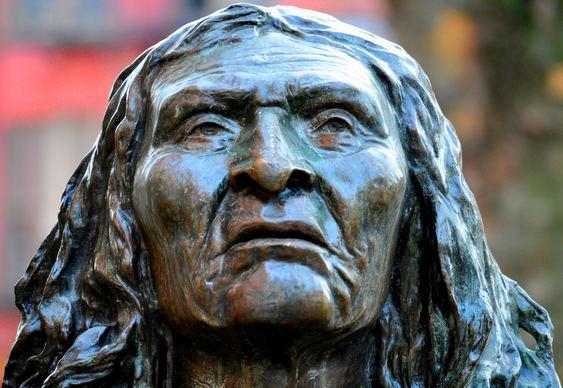 Chefe Seattle - cacique indígena dos EUA