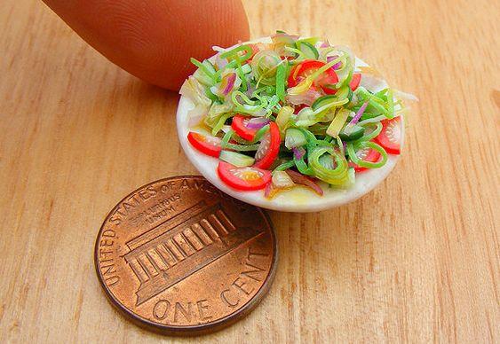 Salada Miniatura