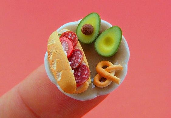 Sanduíche - Miniatura
