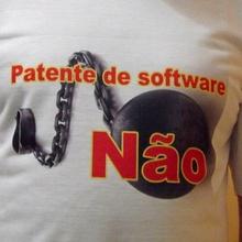 Não! Patentes de Software
