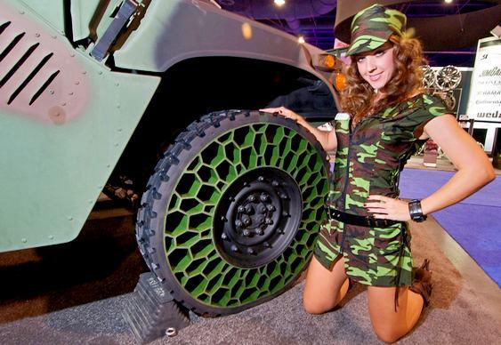 NPT - Non-Pneumatic Tires