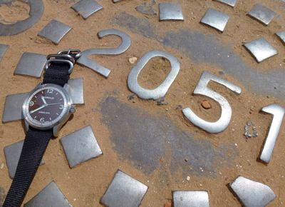 Relógio pedra Monte Everest