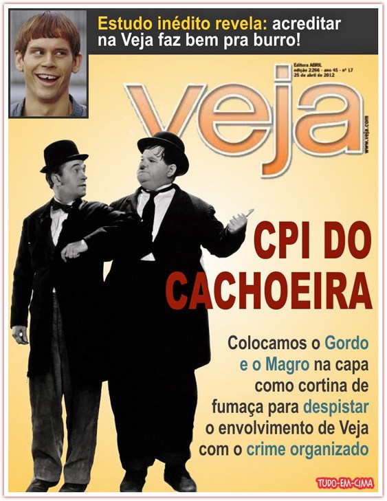 Revista Veja - CPI do Cachoeira