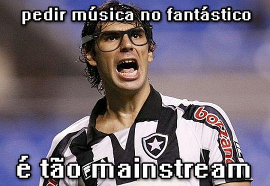 Jogador Herrera do Botafogo