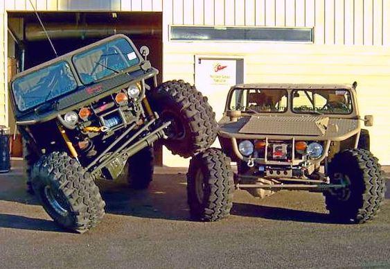 Mini Jeep Hummer