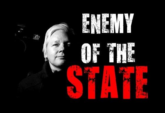 Assange - Enemy Of The State